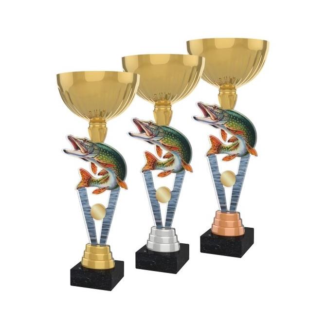 Pohár / Trofej ACUPGOLDM39 / GSB rybárstvo