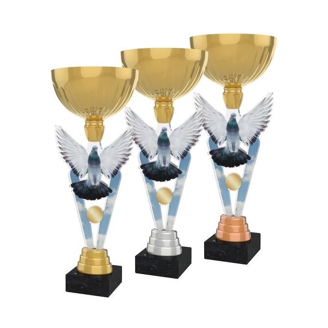 Pohár / Trofej ACUPGOLDM41 / GSB holub