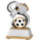 Odlievaná figúrka RF118 Futbal / rozhodca
