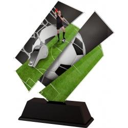 Odlievaná figúrka ACZC1M14 Futbal / rozhodca