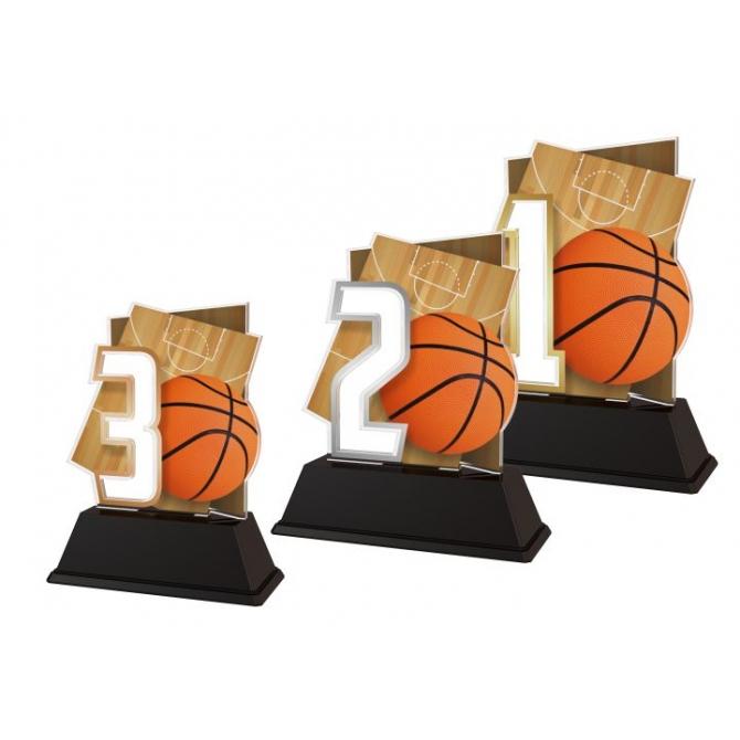 Trofej / figúrka NCUF1M4 basketball / 123