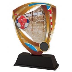 Trofej / plaketa CACUF001M15 hádzaná