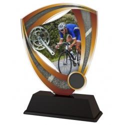 Trofej / plaketa CACUF001M16 cyklistika