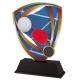 Trofej / plaketa CACUF001M22 stolný tenis