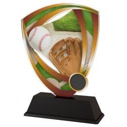 Trofej / plaketa CACUF001M baseball