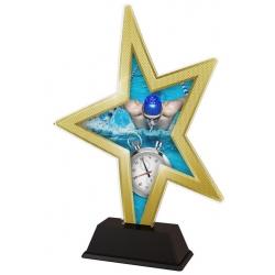 Trofej / figúrka STAR002M12 plávanie