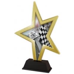 Trofej / figúrka STAR002M13 auto-moto šport