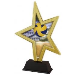Trofej / figúrka STAR002M14 volejbal