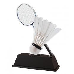 Trofej / figúrka FA200M17 badminton