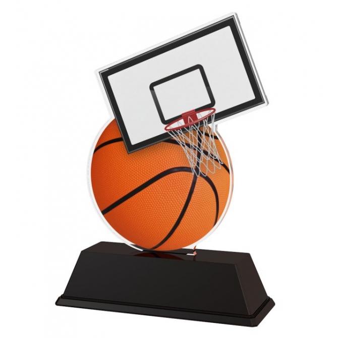 Trofej / figúrka FA200M8 basketball