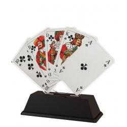 Trofej / figúrka FA210M12 karty