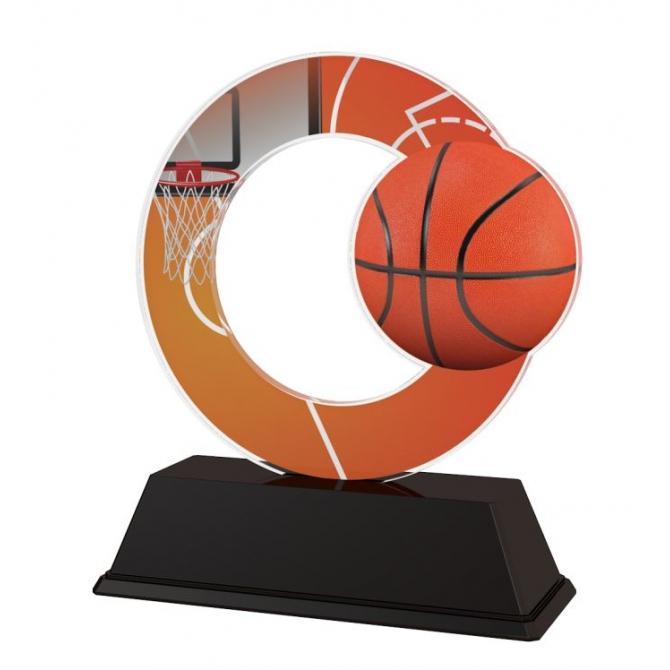 Trofej / figúrka ACLC2101M8 basketball