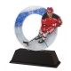 Trofej / figúrka ACLC2101M43 hokej