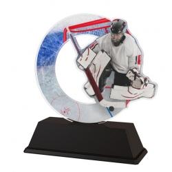 Trofej / figúrka ACLC2101M44 hokej