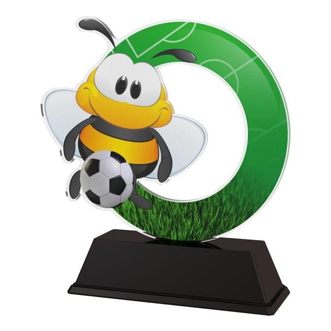 Trofej / figúrka AKEKC001M6 futbal