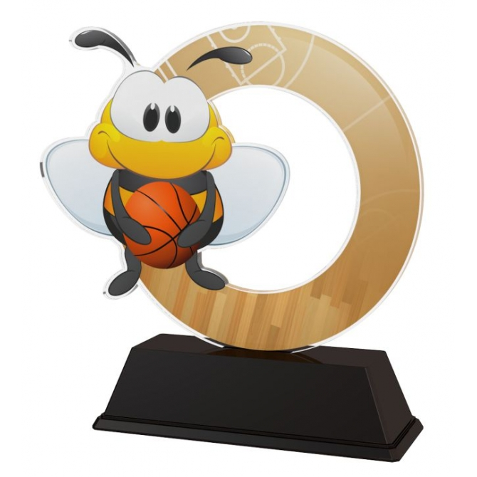 Trofej / figúrka AKEKC001M3 basketball