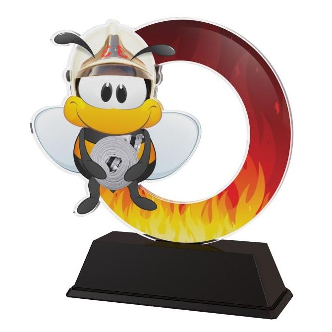 Trofej / figúrka AKEKC001M10 hasiči