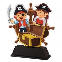 Trofej / figúrka AKEKC2004 piráti