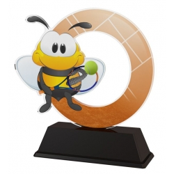 Trofej / figúrka AKEKC001M5 tenis
