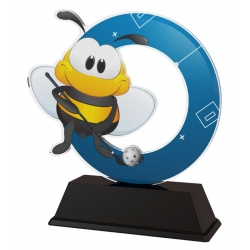 Trofej / figúrka AKEKC001M9 floorball