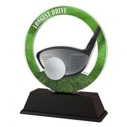 Trofej / figúrka CBCUF001M11 golf
