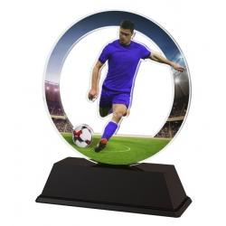 Trofej / figúrka CBCUF001M4 futbal