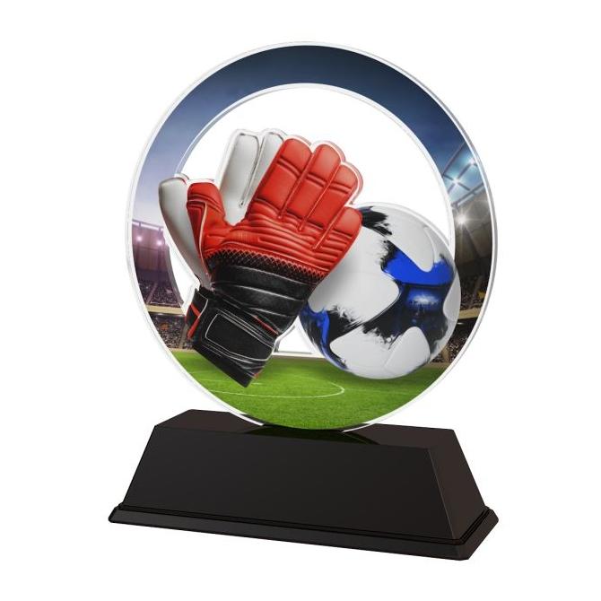 Trofej / figúrka CBCUF001M7 futbal