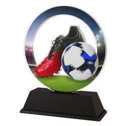 Trofej / figúrka CBCUF001M9 futbal