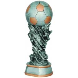 Odlievaná trofej 6558 Futbal / Footgolf