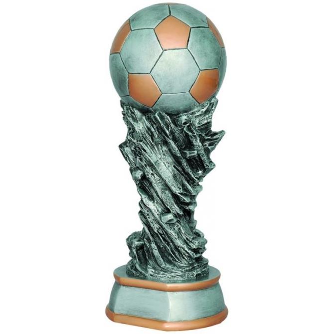 Odlievaná trofej 6558 Futbal
