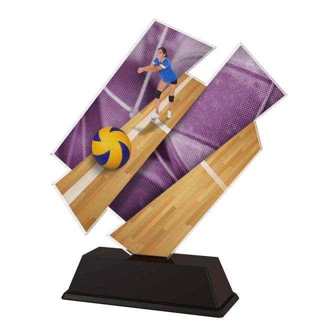 Trofej / figúrka ACZC001M11 volejbal