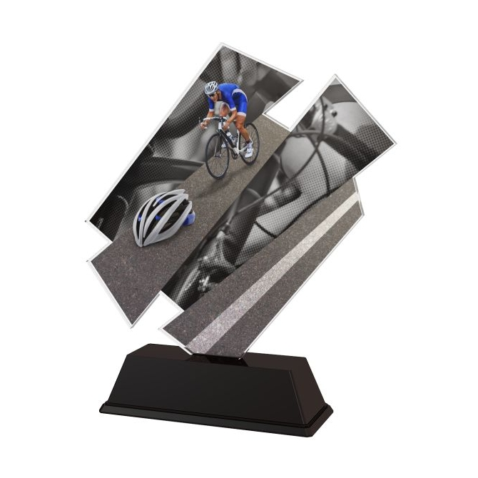 Trofej / figúrka ACZC001M17 cyklistika