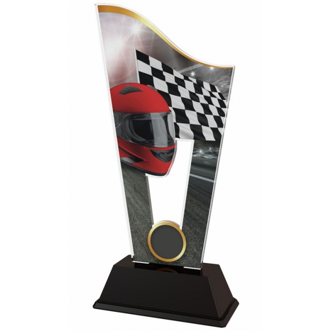 Trofej / plaketa CASM20 auto-moto