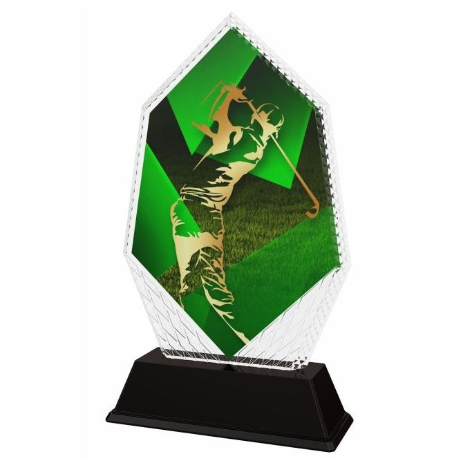 Trofej / figúrka PYR001M31 golf