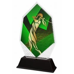 Trofej / figúrka PYR001M32 golf