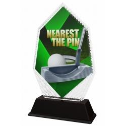 Trofej / figúrka PYR001M33 golf