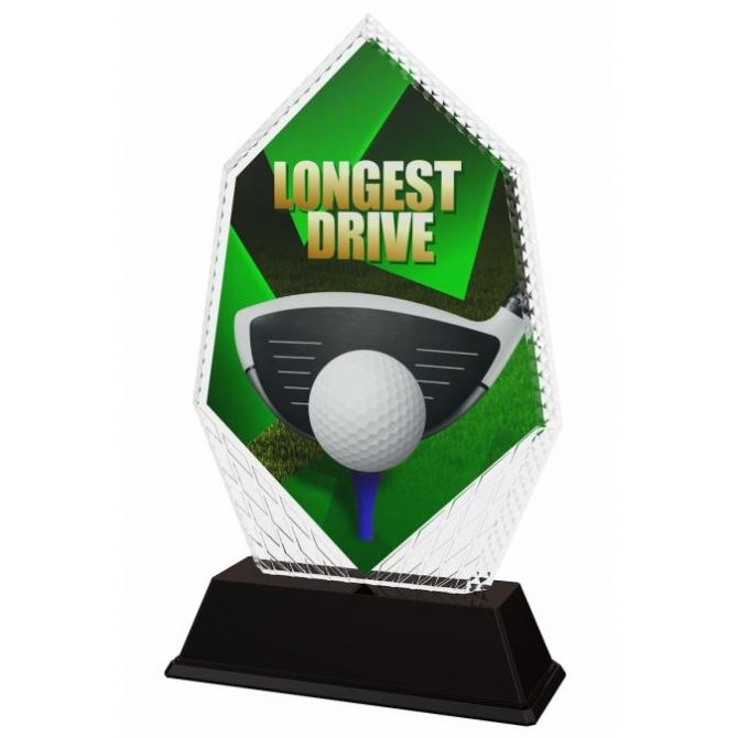 Trofej / figúrka PYR001M34 golf