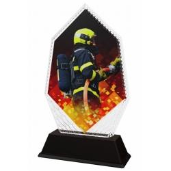 Trofej / figúrka PYR001M40 hasiči