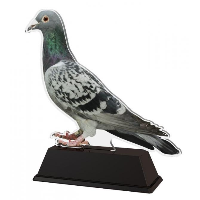 Trofej / figúrka FA210M14 holub