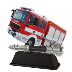 Trofej / figúrka FA210M37 hasiči