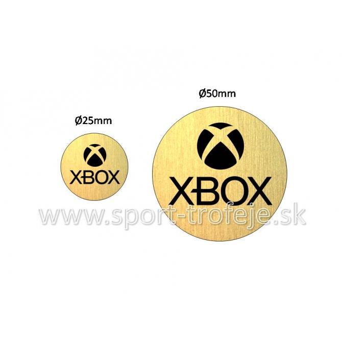 emblém EGHGXB1 gamer / hráč XBOX