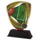 Trofej / plaketa CACUF001M24 americký futbal / rugby