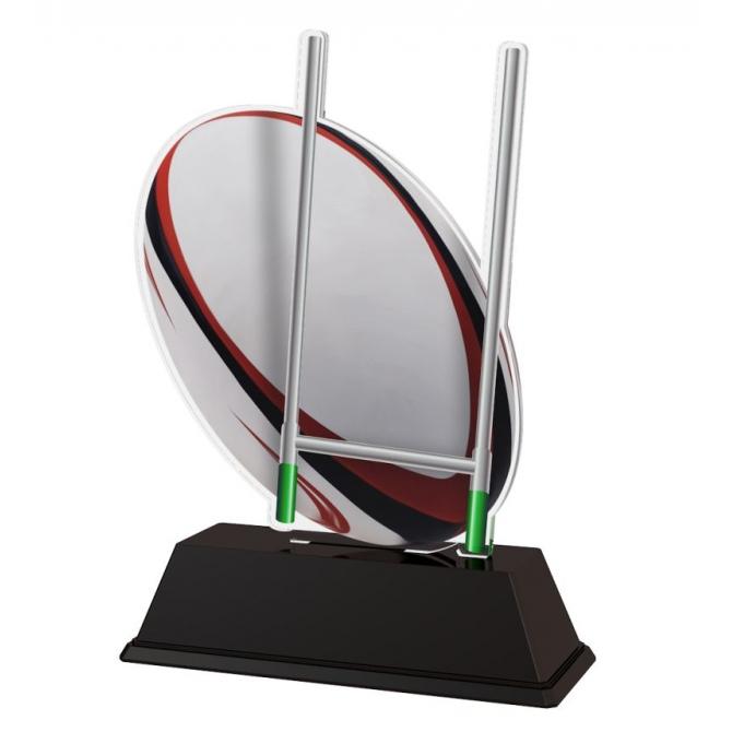 Trofej / figúrka FA210M22 americký futbal / rugby