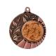 Medaila MD14045 univerzálna + emblém (kovový)