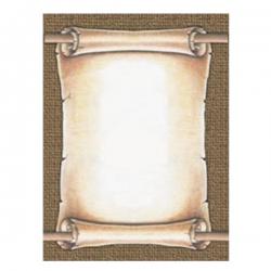 Diplom P1 pergamen