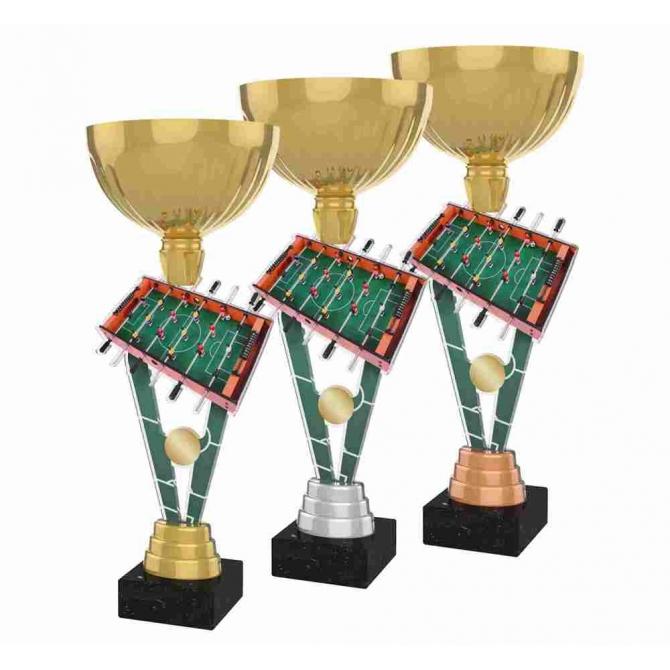 Pohár / Trofej ACUPGOLDM43 / GSB stolný futbal / kalčeto