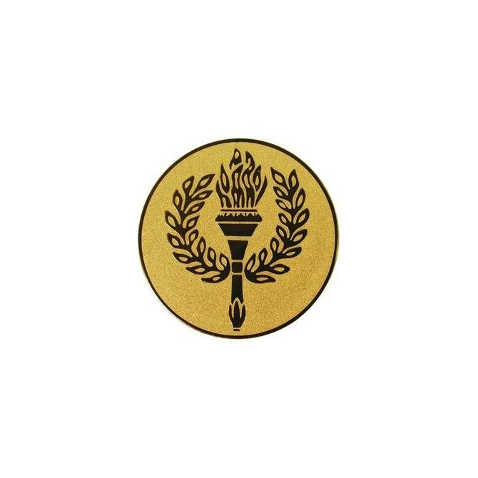 emblém A40 pochodeň