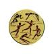 zlatý emblém A29 Atletika