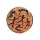 bronzový emblém A29 Atletika