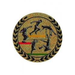 emblém AGM126 Atletika holografický